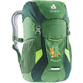 deuter Waldfuchs Backpack 10l Kids, leaf/forest